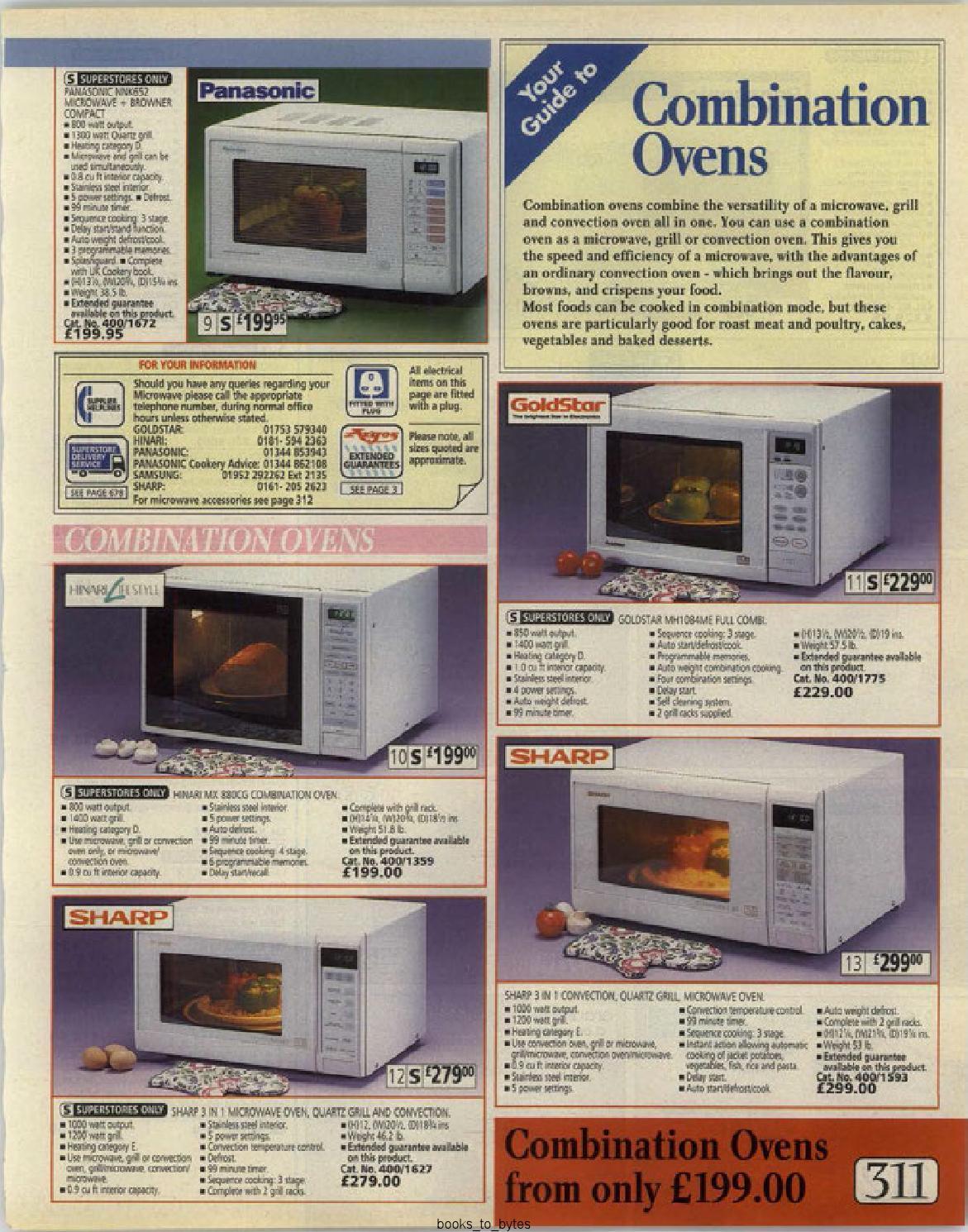 Argos Super 1995 Spring Summer By