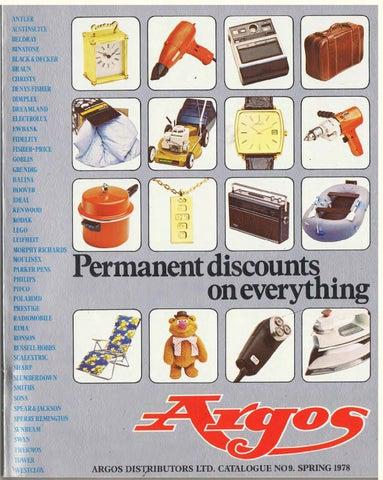 Argos No.09 1978 Spring by Retromash - issuu 91db2e3a8e41