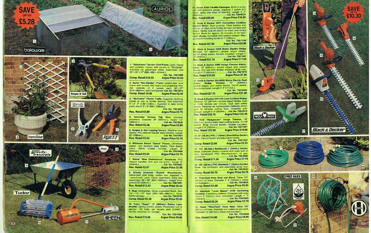 Argos No 05 1976 Spring/Summer by Retromash - issuu