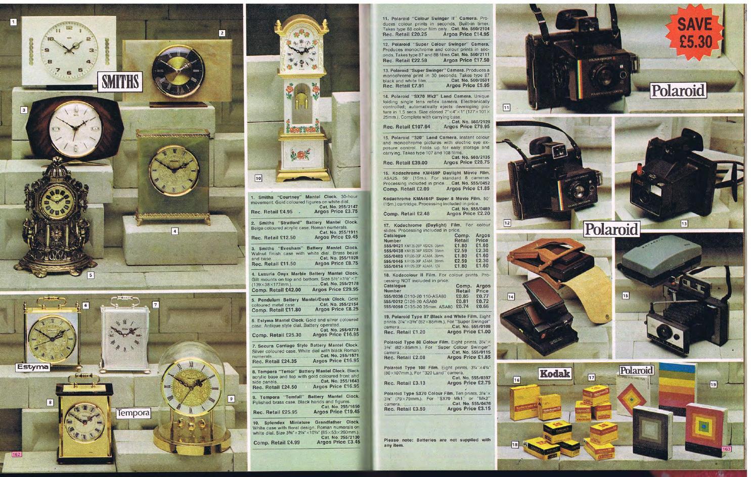 Argos No 04 1975-76 Autumn/Winter by Retromash - issuu