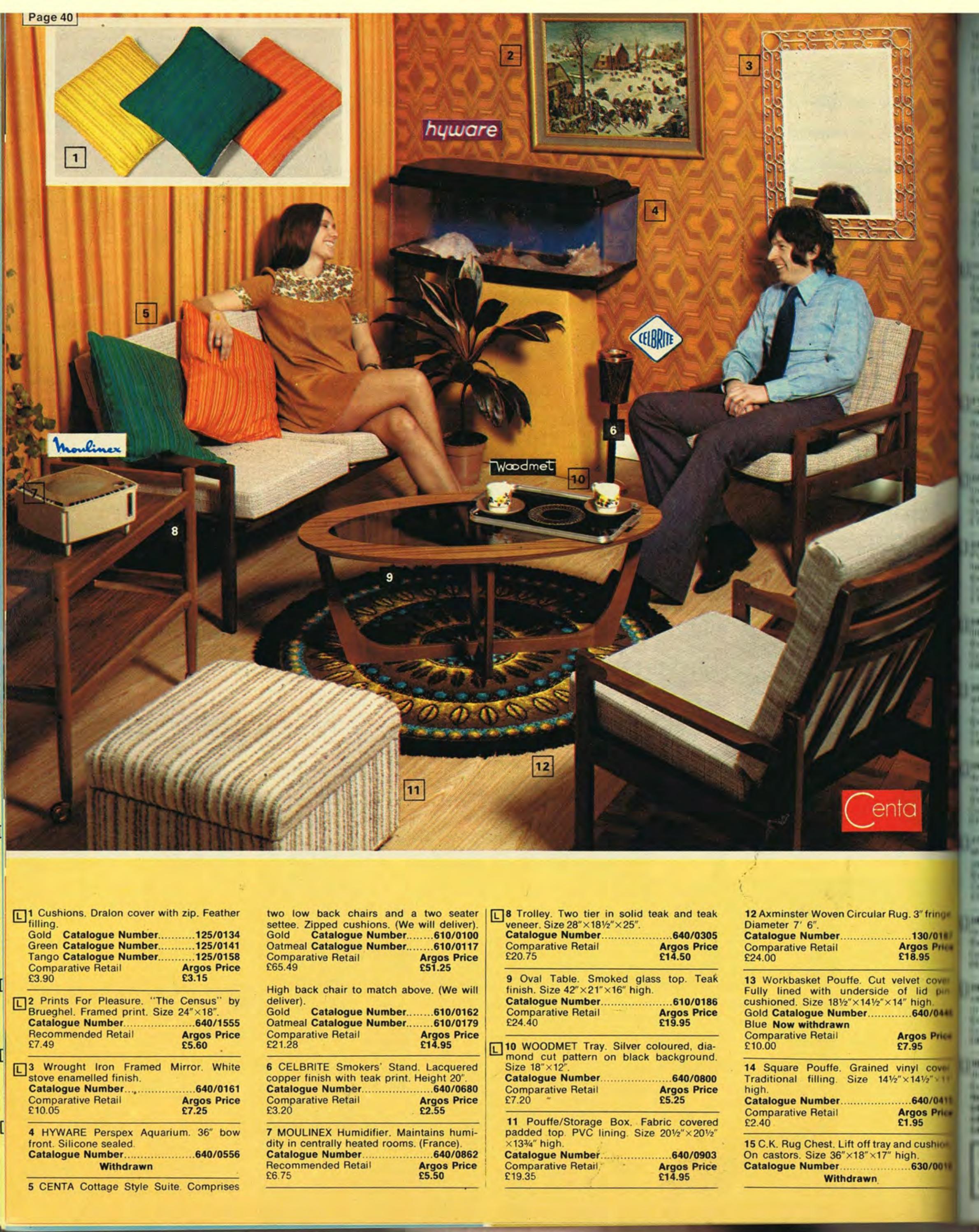 Argos No02 1974 By Retromash Issuu