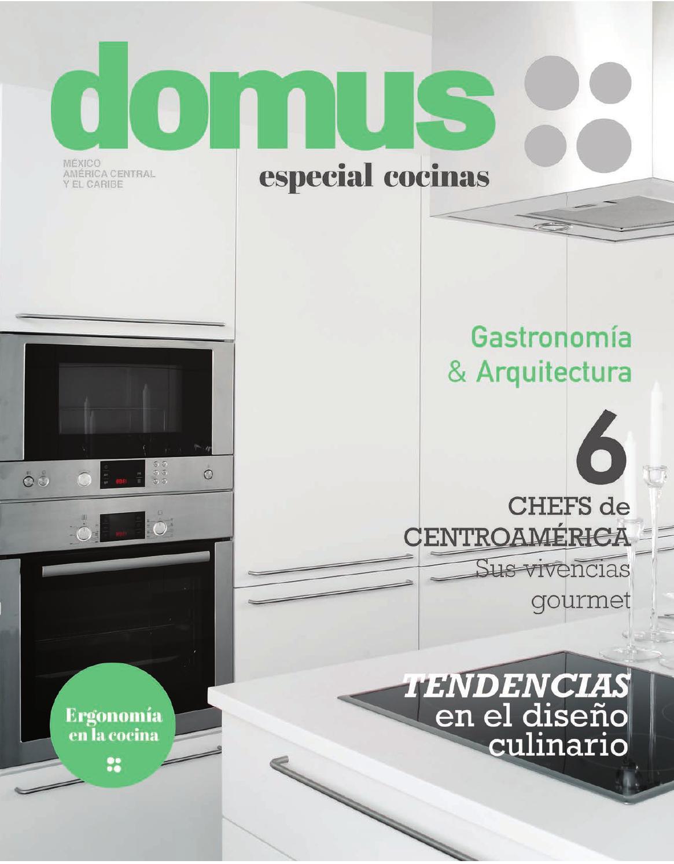 Suplemento cocinas, revista domus by Carlos López - issuu