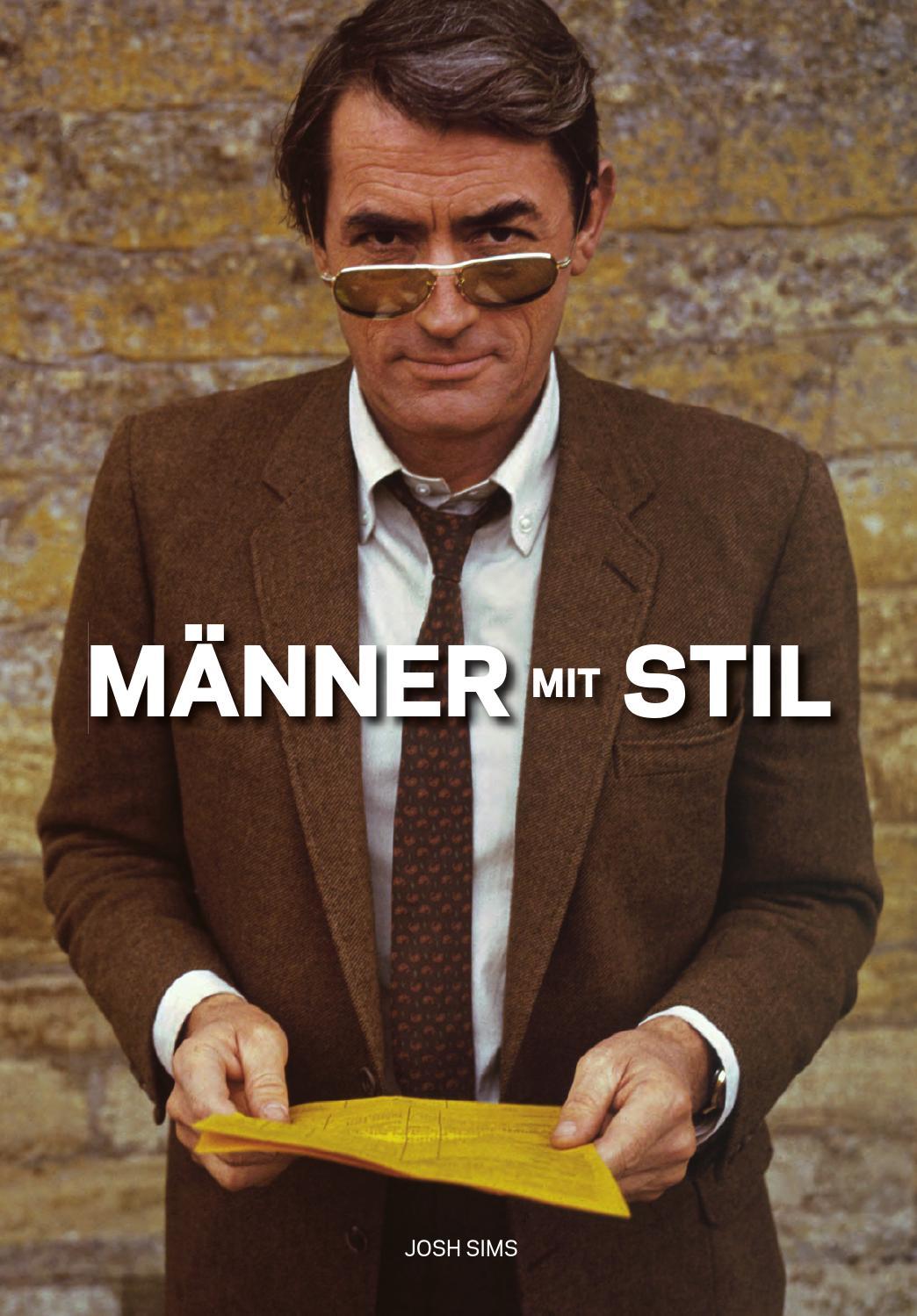 16e6451e21cc Männer mit Stil (2014) by Midas Verlag AG - issuu