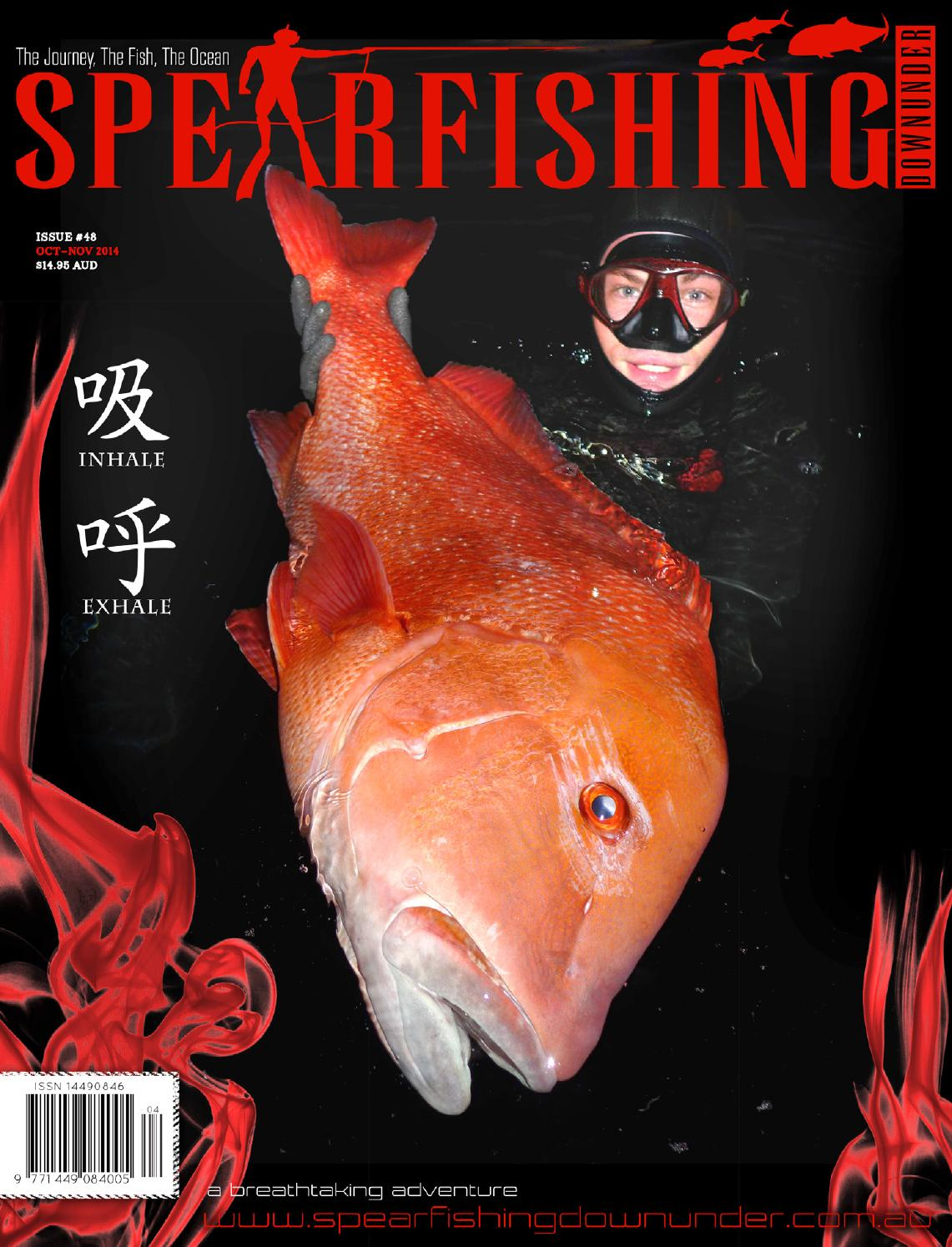 Spearfishing Downunder Issue #48 - Preview by Spearfishing Downunder ...