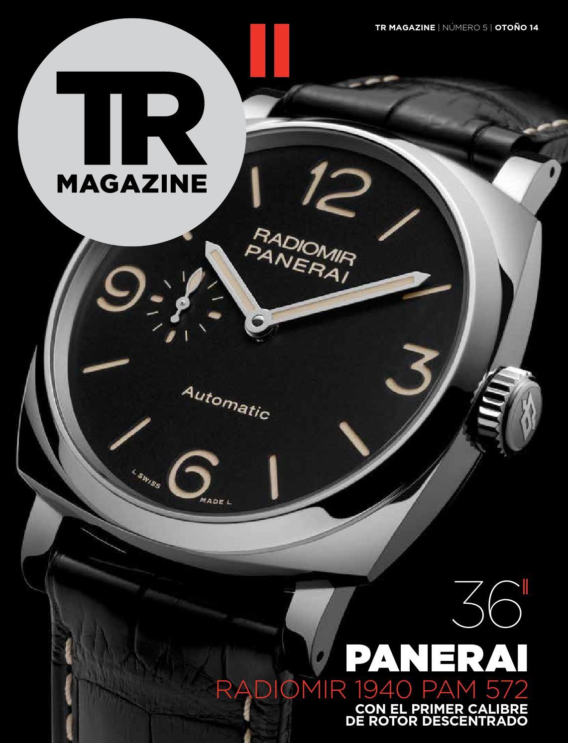 2c54d9c8ecec Tr magazine numero 5 by Ed-Tourbillon.Spain - issuu