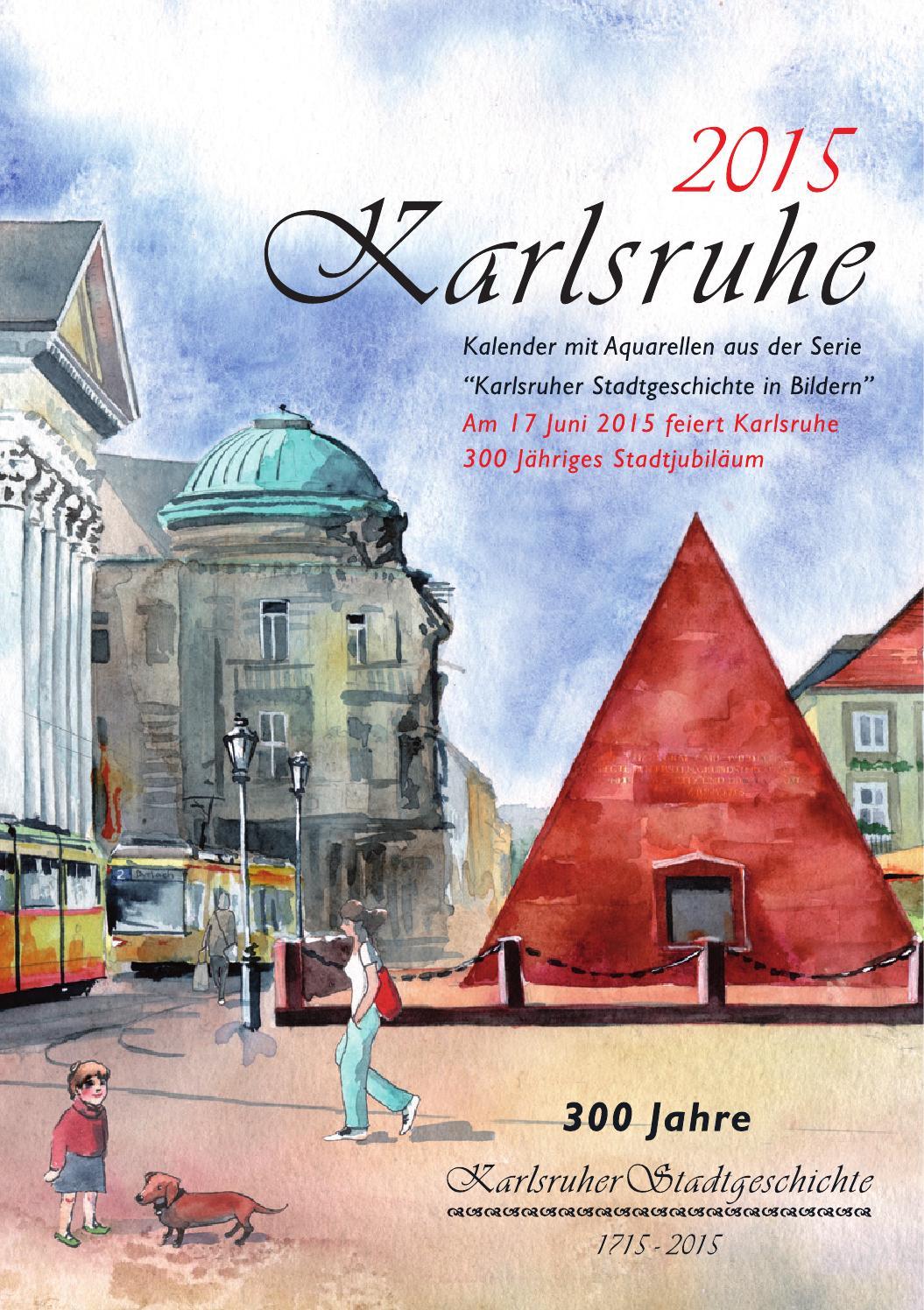 Karlsruhe Kalender