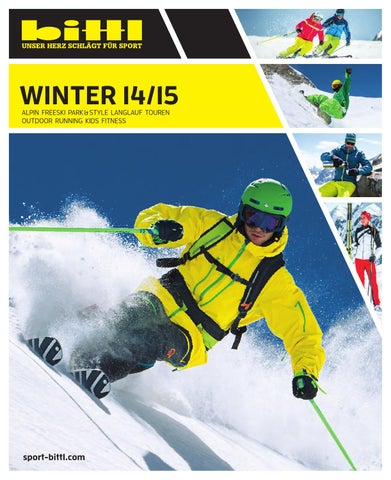 Sport Bittl Winter 1415 by Sport Bittl issuu