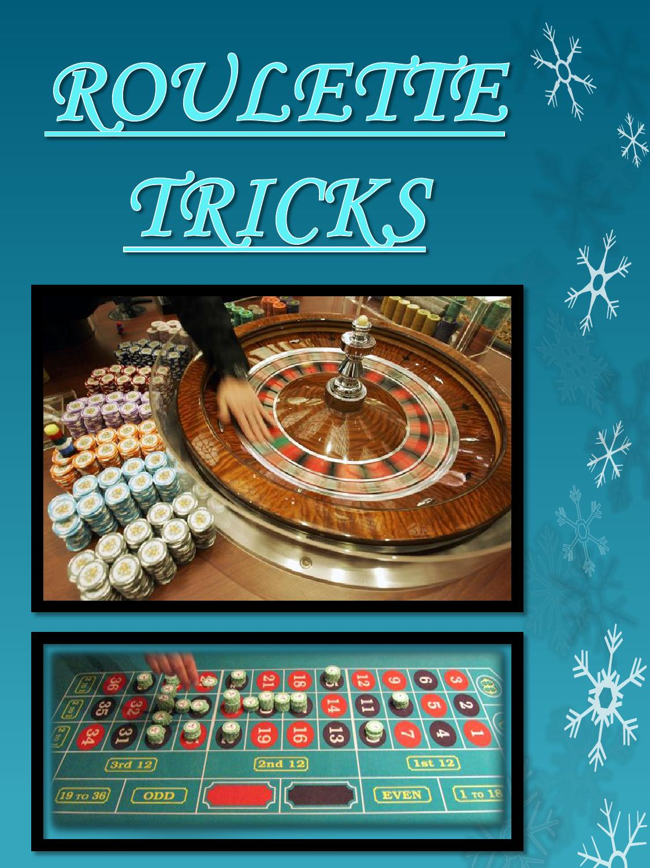 Franzosisches Roulette Tricks