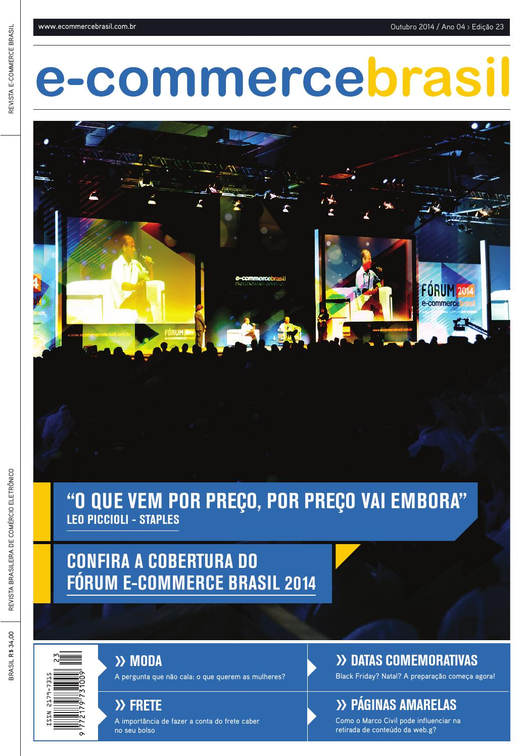 446731dfd9fe9e Revista E-Commerce Brasil 23 by E-Commerce Brasil - issuu