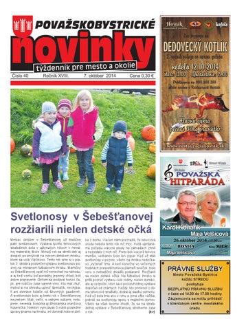 5bf5a36db PB novinky_40 / 07.10.2014 by Karol Janas - issuu