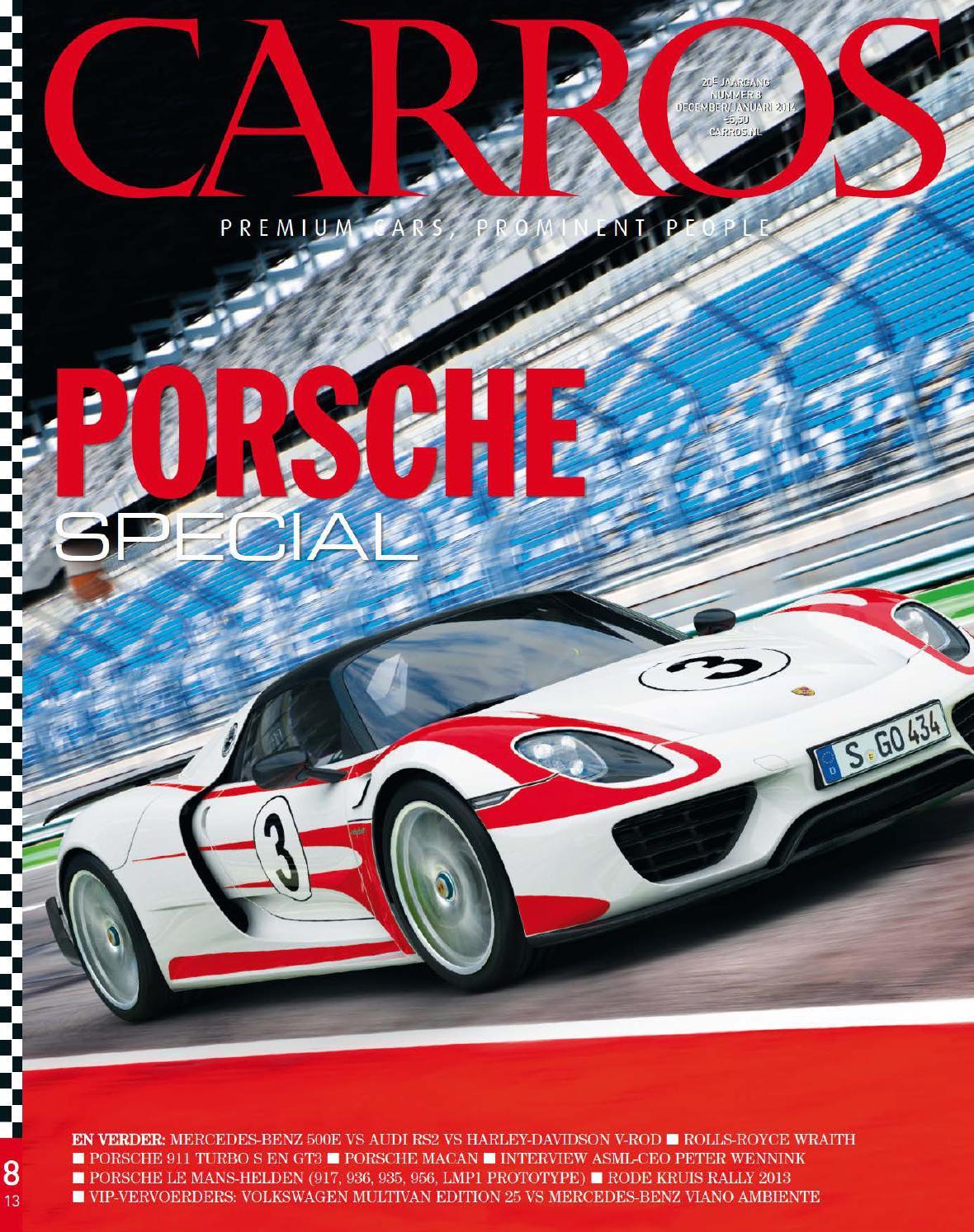 Carros Porsche Special by Pelican Media - issuu
