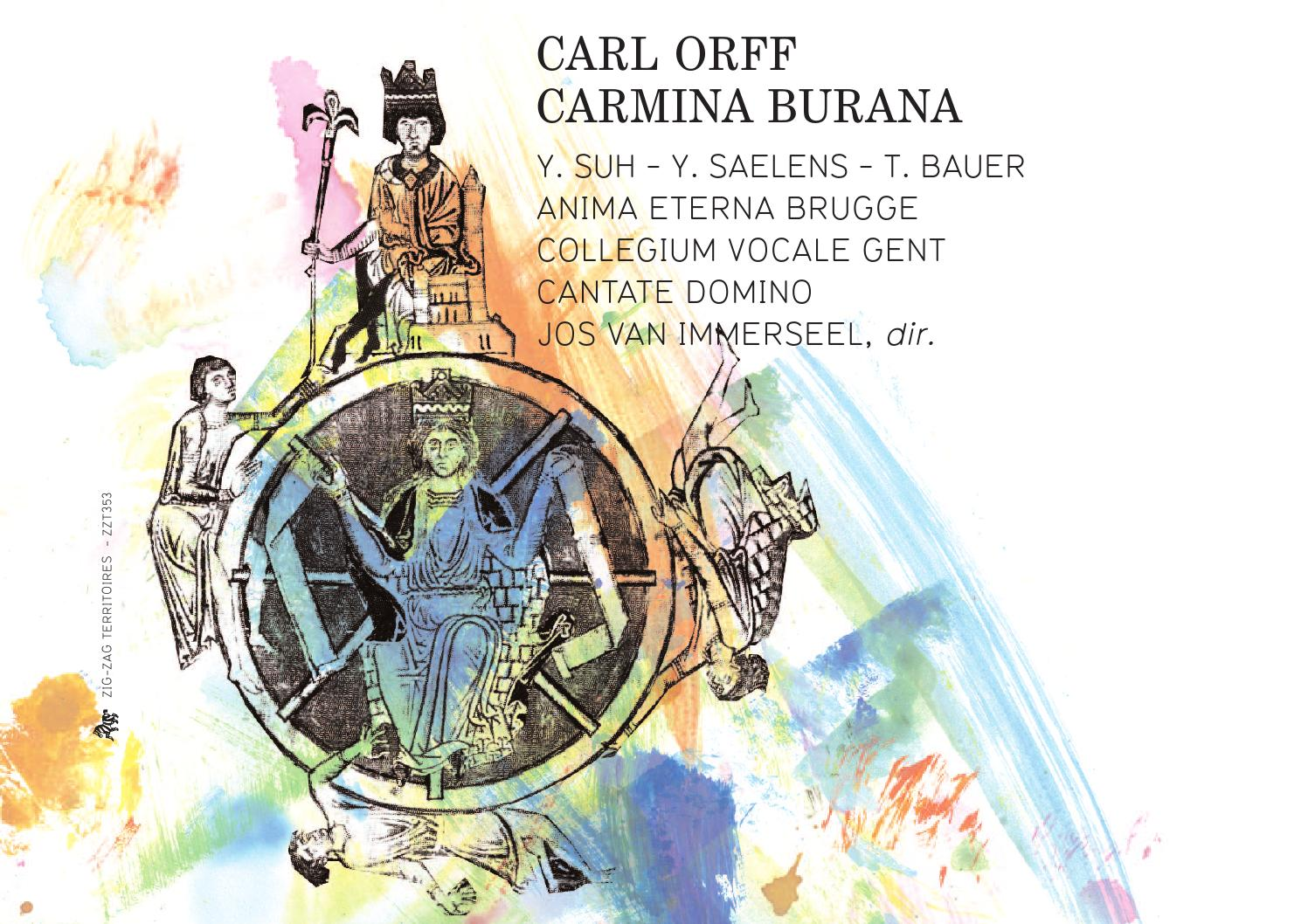 Carmina Burana By Outhere Music Issuu