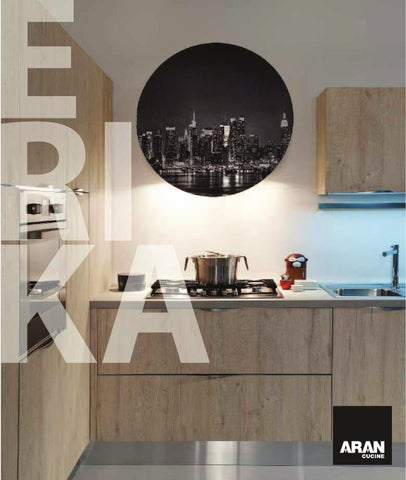 Catalogo ERIKA 2014 by Aran Cucine - issuu