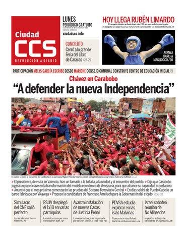 06 08 12 by Ciudad CCS - issuu e9f04adc3c7e9