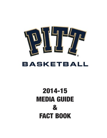 2014-15 MEDIA GUIDE & FACT BOOK