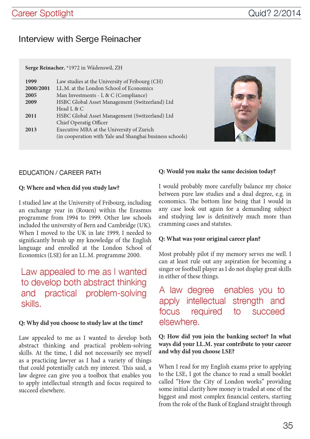 Quid 2/2014 by Quid? Fribourg Law Review - issuu