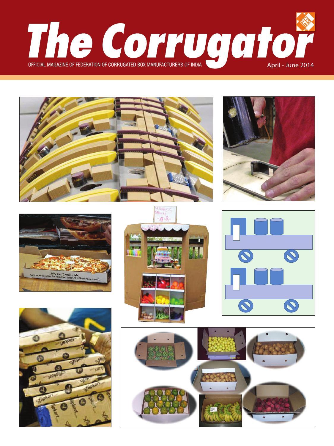 Corrugator Apr-Jun by Pro Media Services - issuu