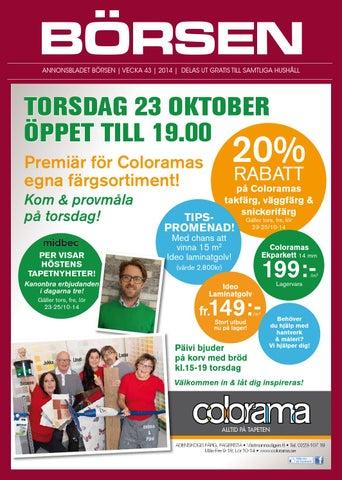 Smyrnafrsamlingen - Brinellvgen 15, Fagersta   unam.net