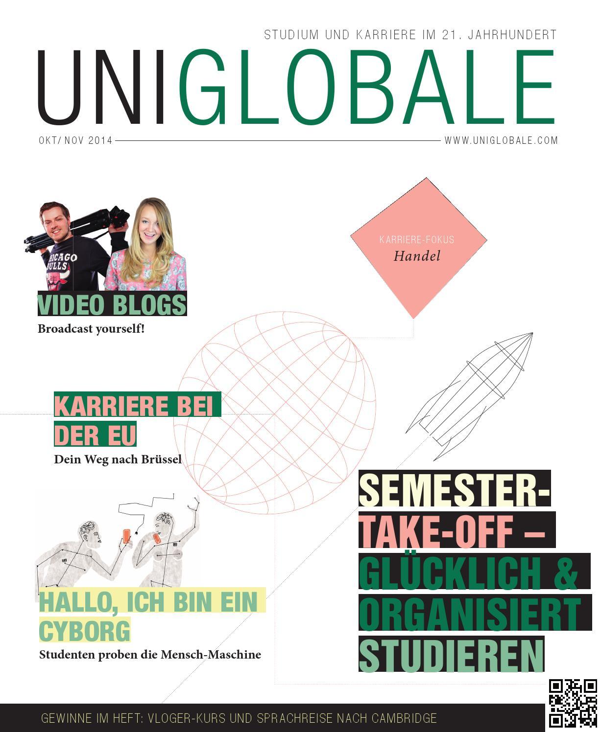 UNIGLOBALE OKT / NOV 2014 by Uniglobale - issuu