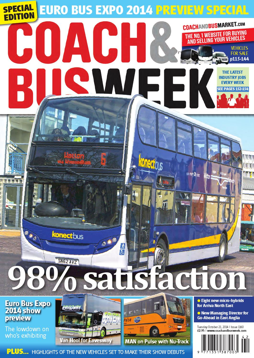 Coach Bus Week Issuu 1160 By And Group Travel Volvo B7r Wiring Diagram World