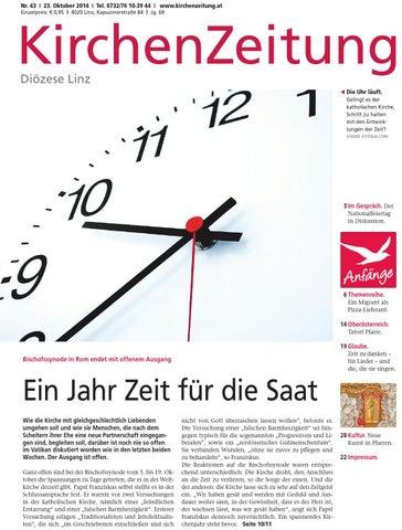 Kiz Epaper 432014 By Kirchenzeitung Diözese Linz Issuu