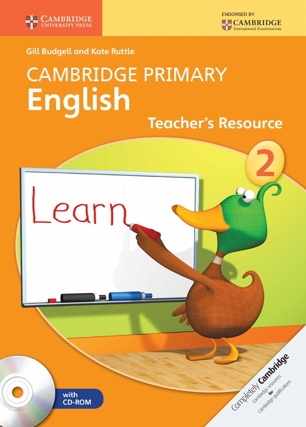 Preview Cambridge Primary English Teacher S Resource Book 2 By Cambridge University Press Education Issuu