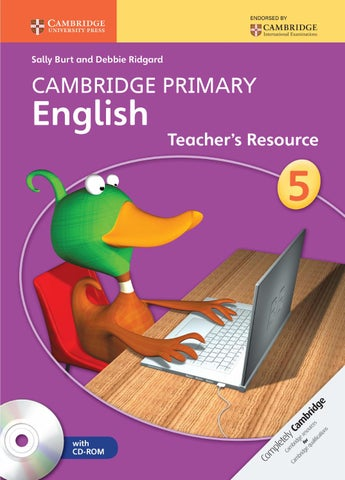Preview Cambridge Primary English Teacher's Resource Book 5