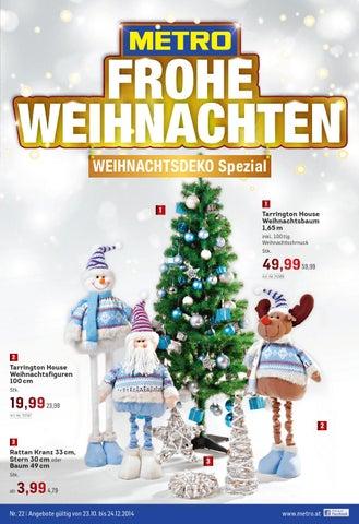 Weihnachtsdeko österreich.Metro Osterreich All Weihnachtsdeko 22 By Alle Angebote Issuu