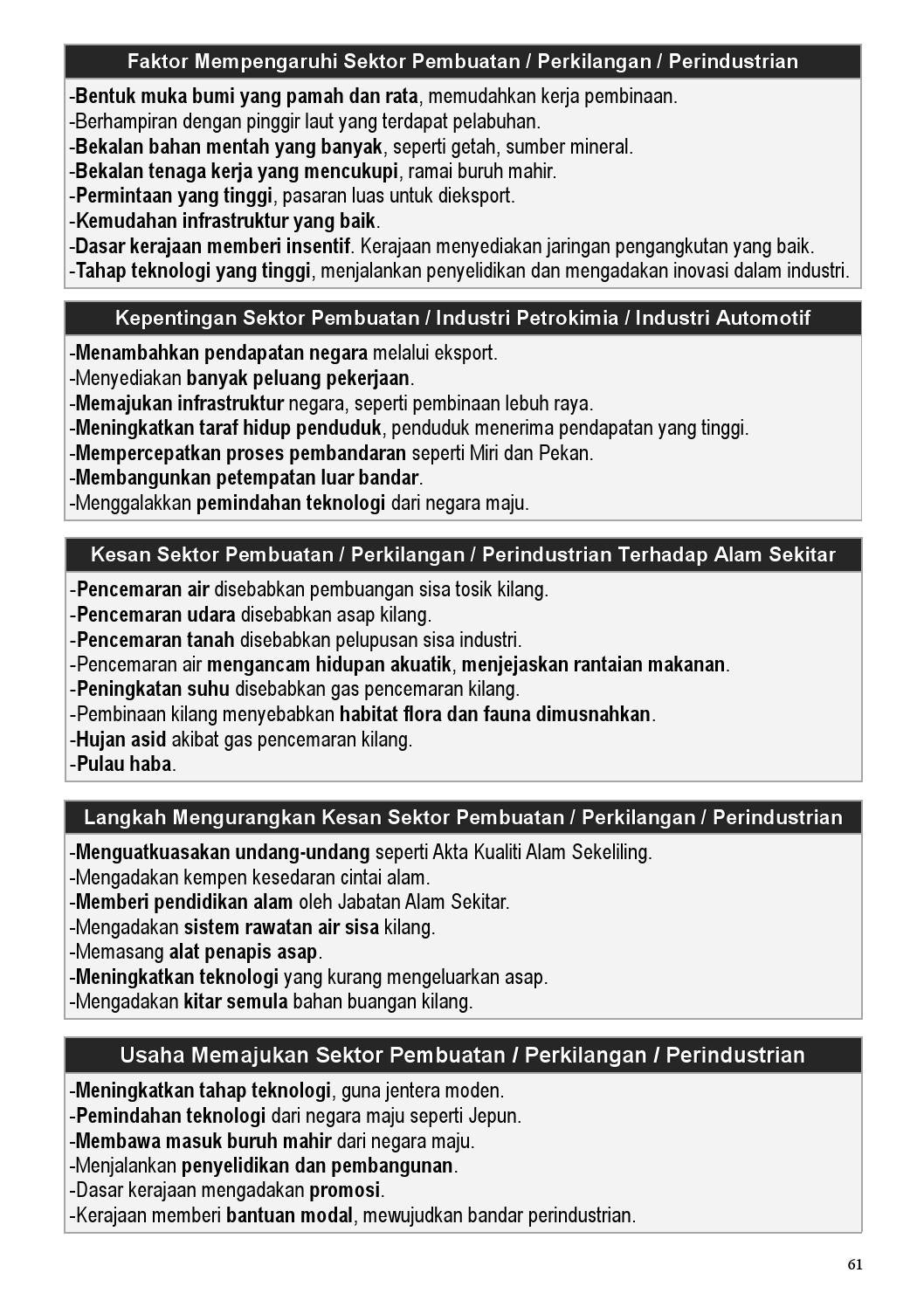 Image Result For Nota Automotif Tahap A