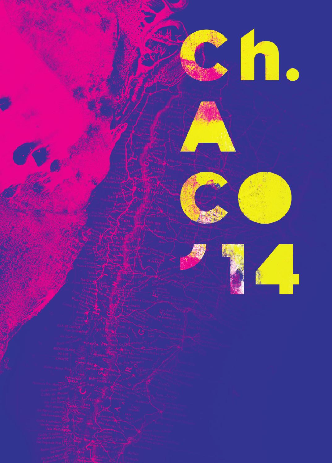 Catálogo 2014 by Feria Ch.ACO issuu