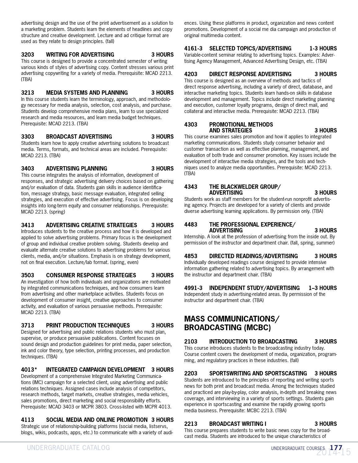Oklahoma City University Undergraduate Catalog 2014 2015 By Oklahoma City University Issuu