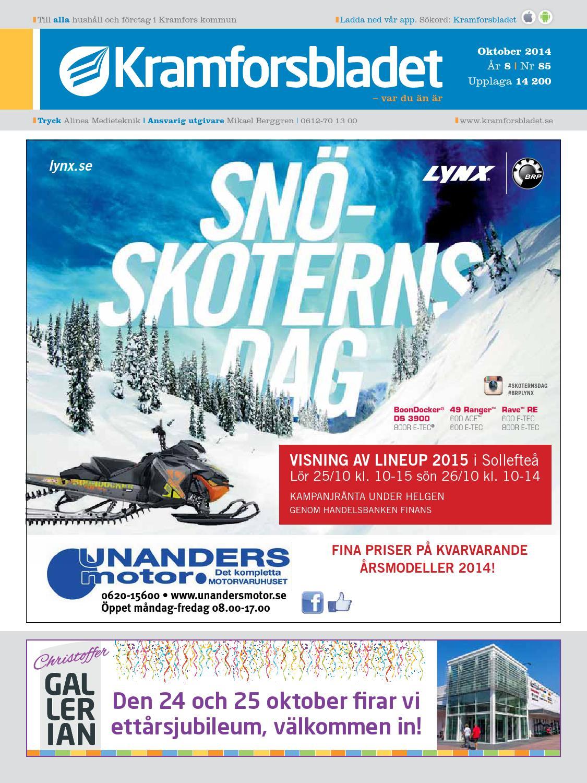 7459f8bb33d Kramforsbladet 1410 by Kramforsbladet AB - issuu