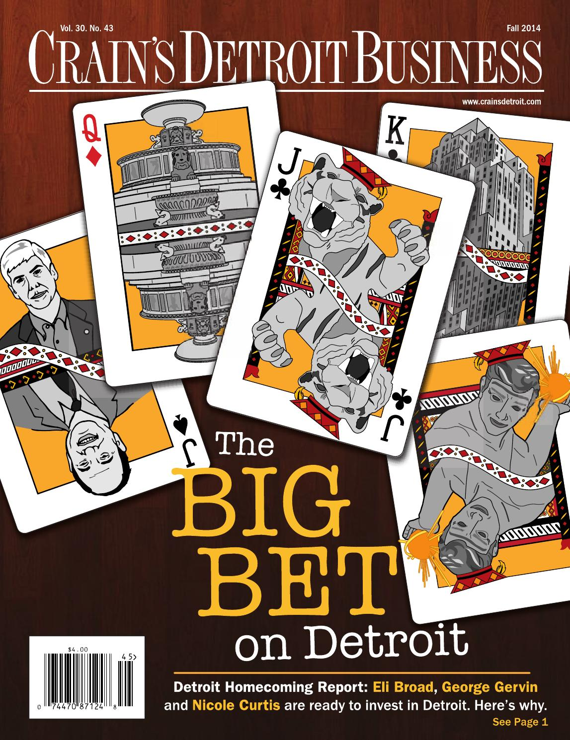 Crains Detroit Business The Big Bet On By Switch Location Problem 1947 Present Chevrolet Gmc Truck Issuu
