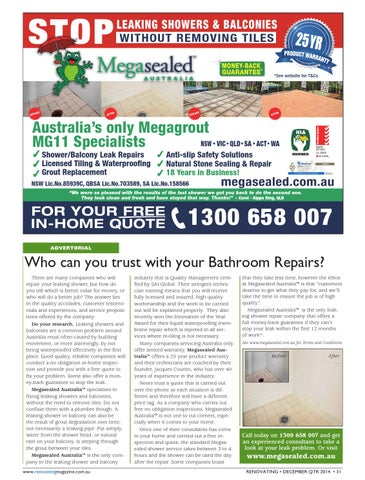 foto de Issue 95 QLD edition by RenovatingMagazine - issuu