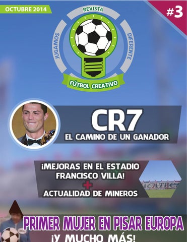 Revista Fútbol Creativo  3 by Revista Fútbol Creativo - issuu 301d9471b3363