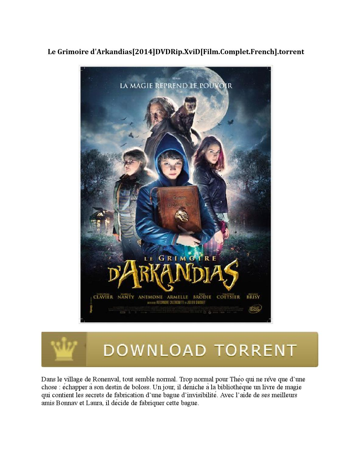 LE DVDRIP DARKANDIAS TÉLÉCHARGER GRIMOIRE
