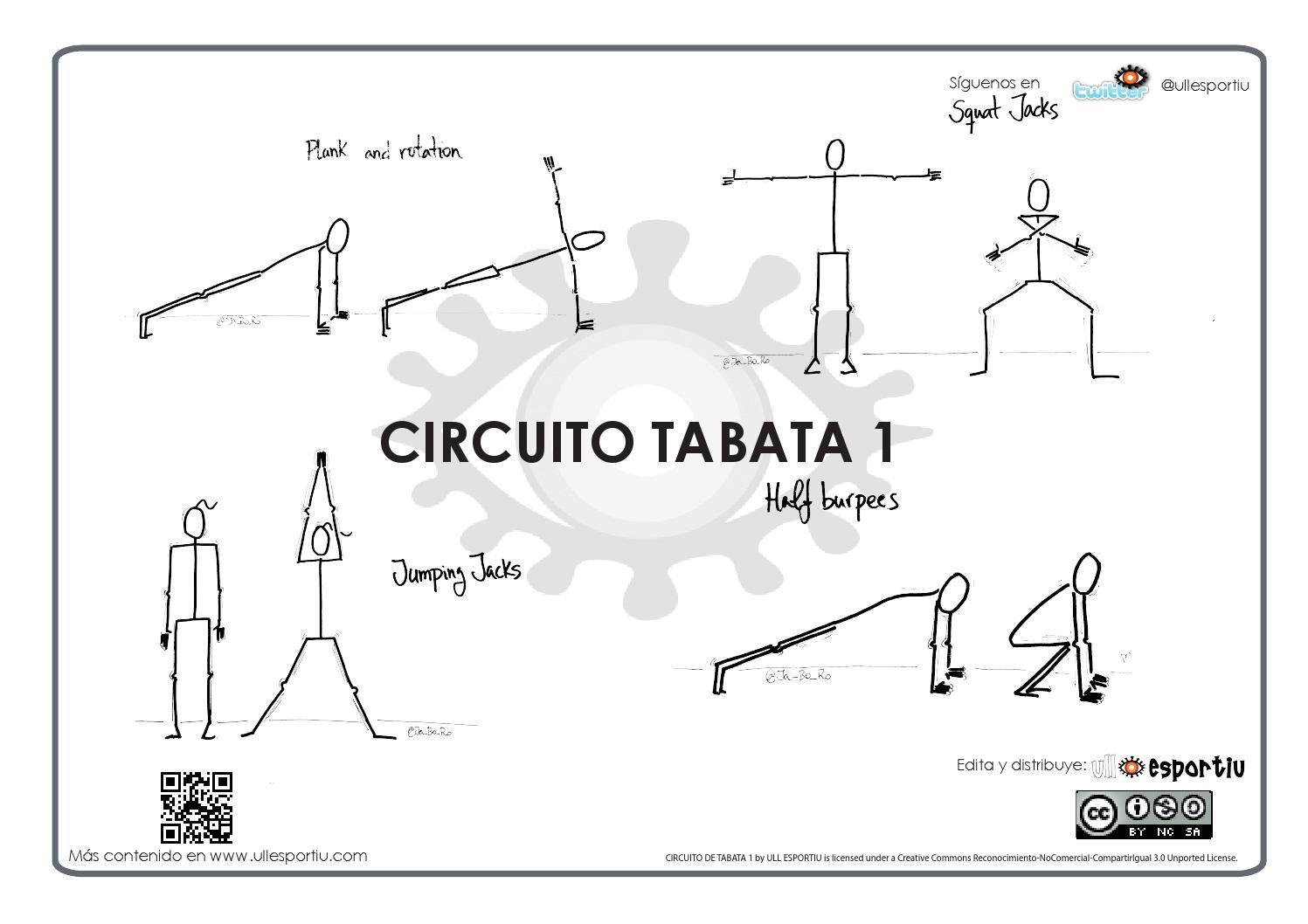 Circuito Tabata : Circuito tabata by ull esportiu issuu
