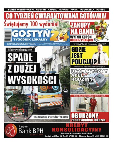b25e123f 40/2014 (100) Gostyń24 EXTRA
