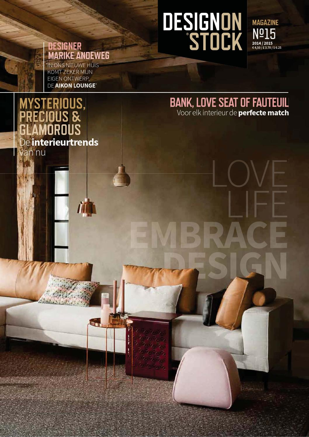 Design On Stock Bloq Fauteuil.Design On Stock Magazine By Home Center Issuu