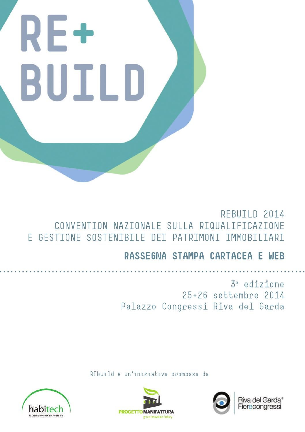 Rassegna stampa REbuild 2014 by REbuild Italia - issuu 111240420f8