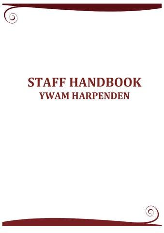 Staff handbook by ywam harpenden issuu page 1 thecheapjerseys Images