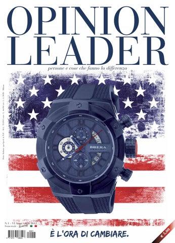 a2a26b23072 Opinion Leader Magazine - Numero 11 by Opinion Leader - issuu