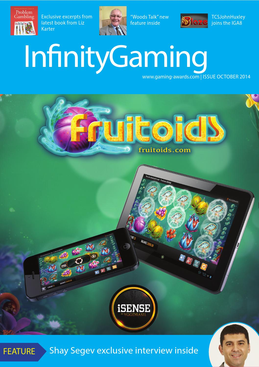 October 2014 Infinity Gaming Magazine by Clever Duck Media - issuu