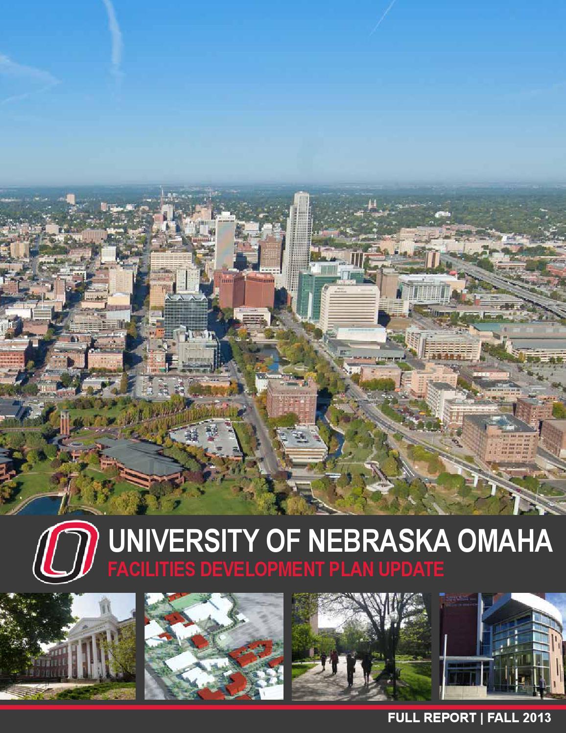 University Of Nebraska Omaha Master Plan By Smithgroup Issuu