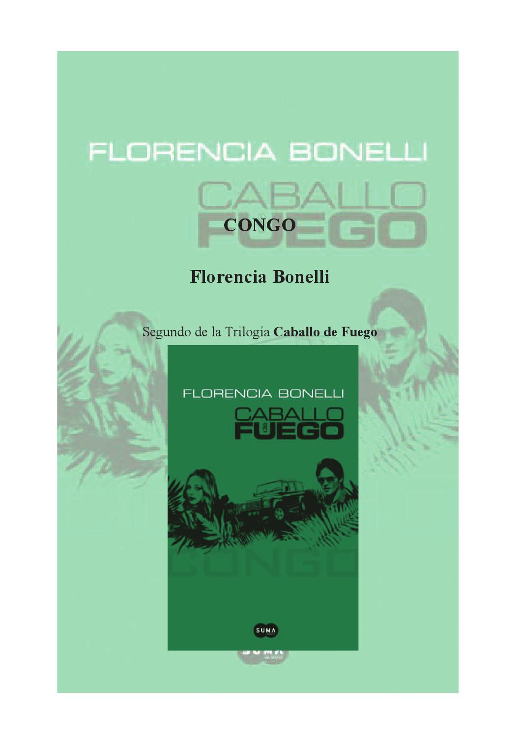 69f563b4458 Caballo de Fuego - Congo by Claudia Yamira - issuu