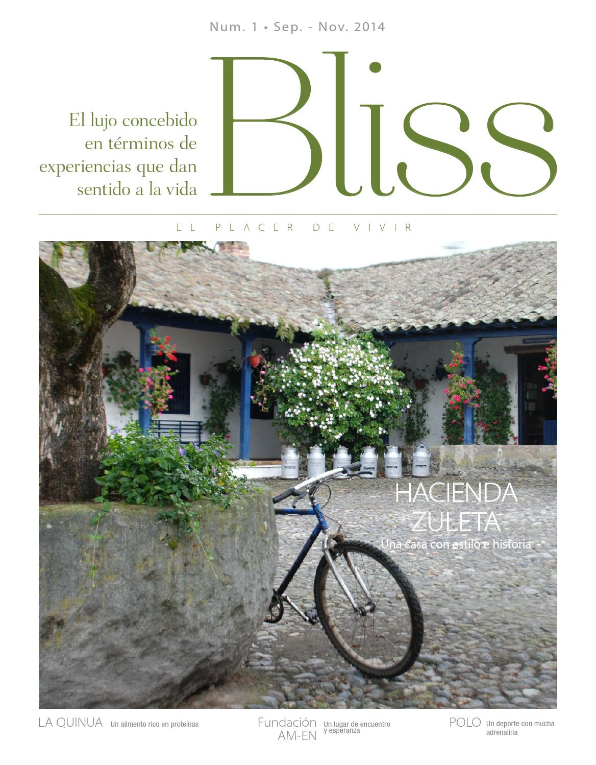 Bliss by BLISS - issuu