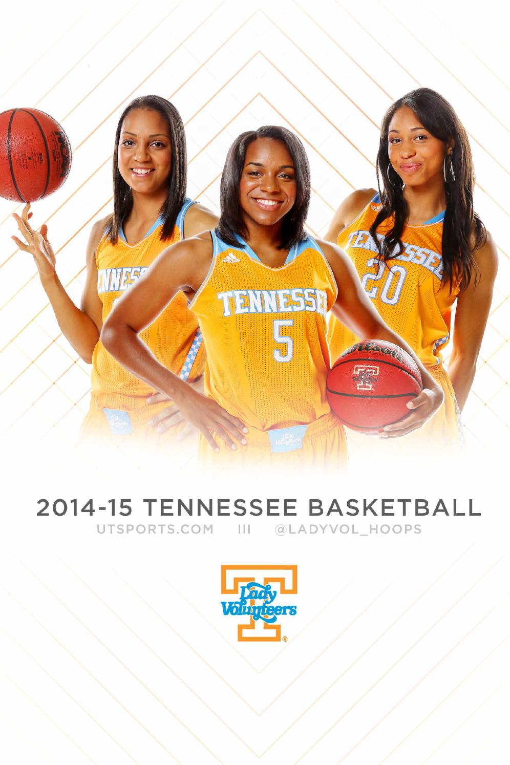 354418d8900 2014-15 Tennessee Women s Basketball Record Book by The University of  Tennessee Athletics Department - issuu