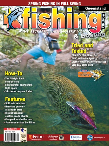 24acd4c5c08fe Queensland Fishing Monthly - October 2014 by Fishing Monthly - issuu