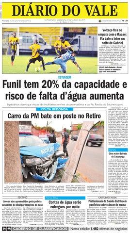 7465 diario quinta feira 23 10 2014 by Diário do Vale - issuu 64d80a54e36df