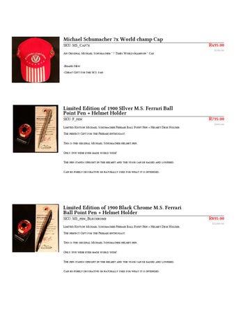 e0e76c58ab6 Vip memorabilia catalogue 20 oct 2014 by Helen Spyropoulos - issuu